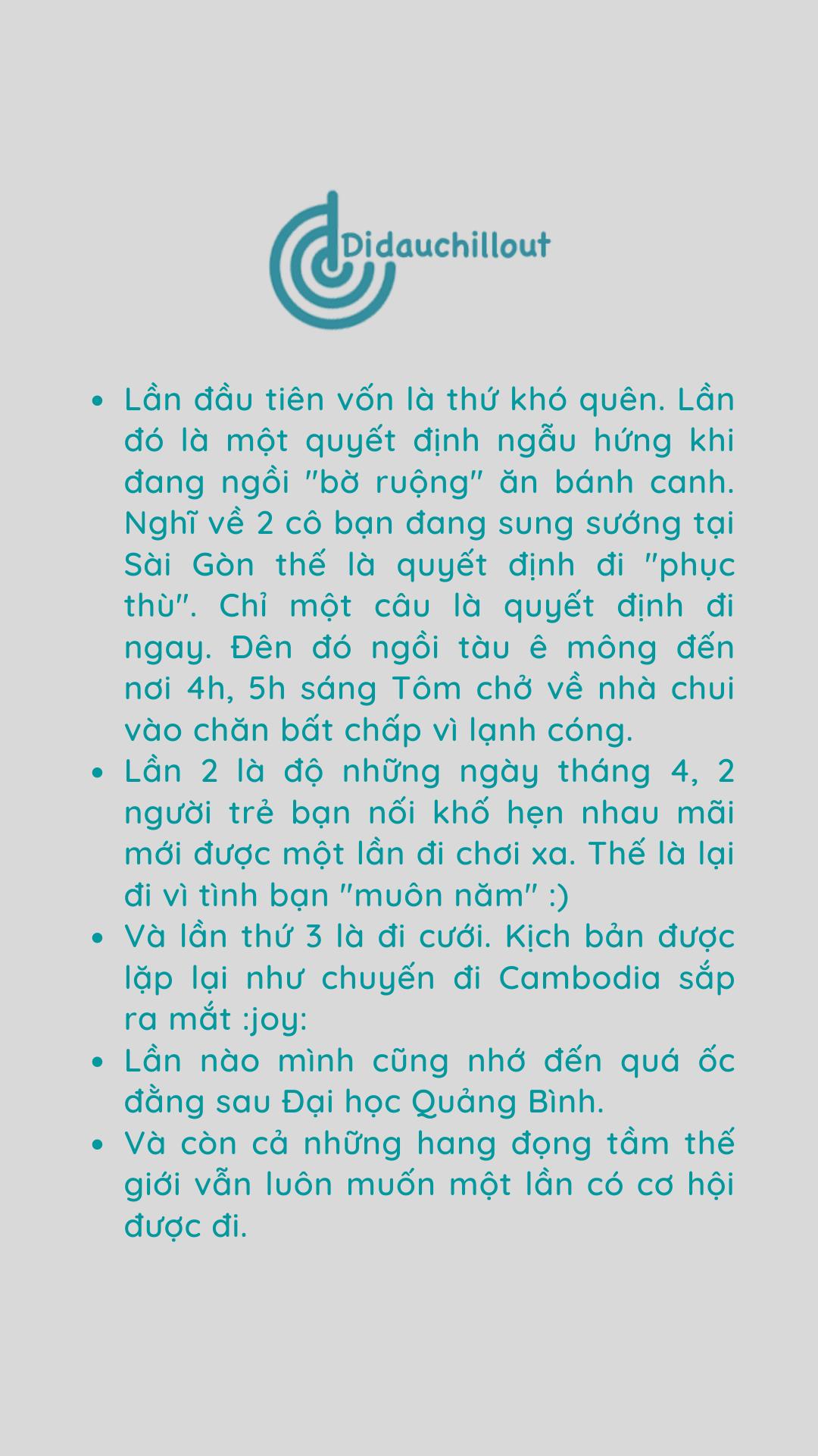 Nhật ký Quảng Bình