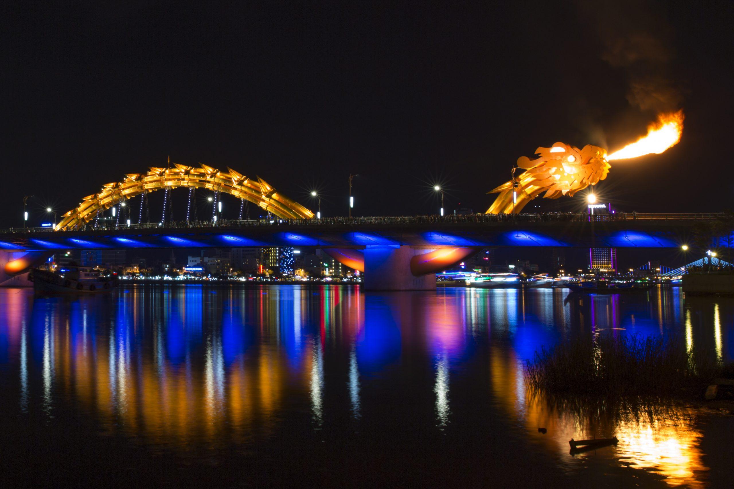 Cầu Rồng Thành phố Đà Nẵng