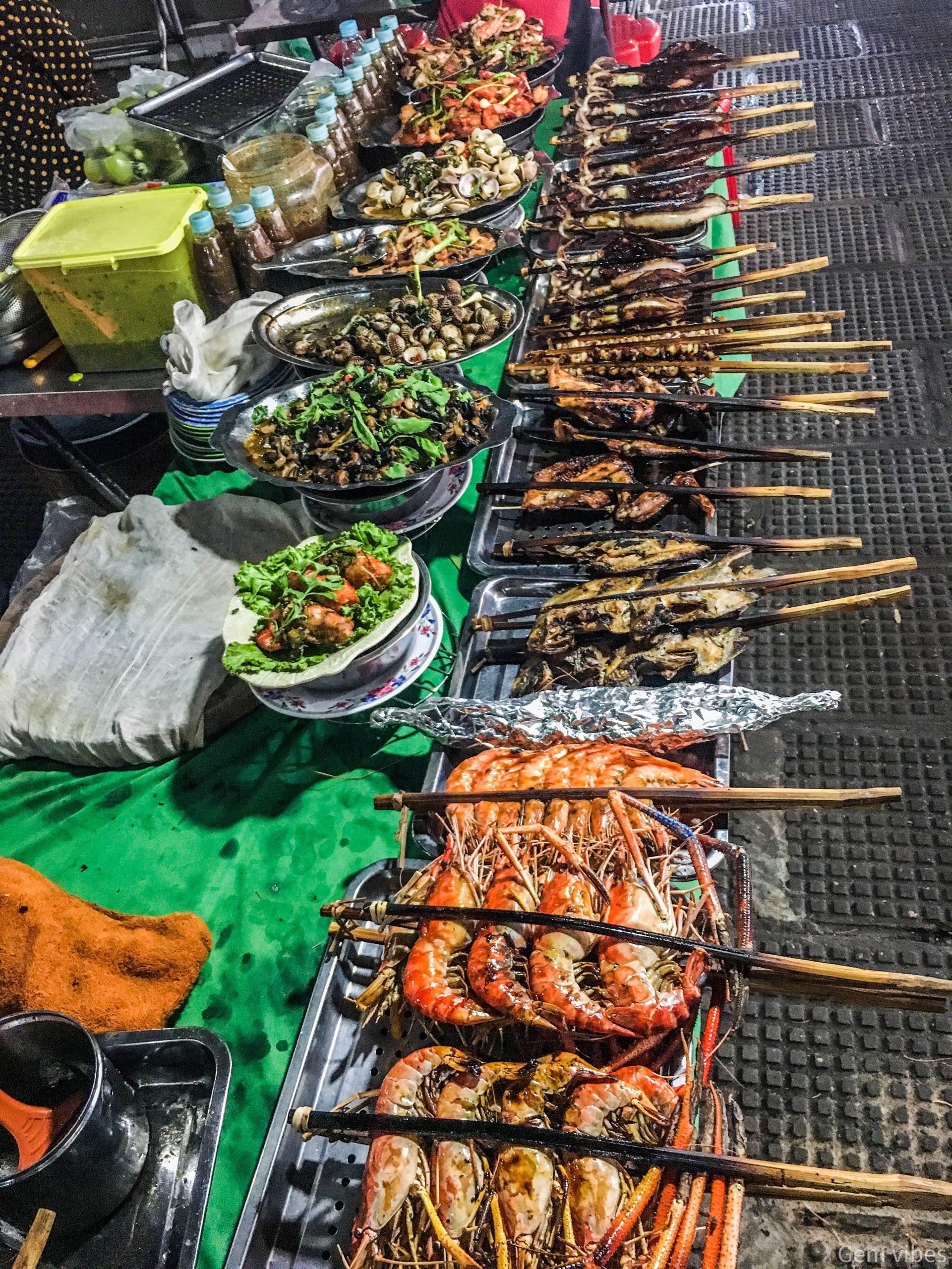 ẩm thực văn hoá Cambodia