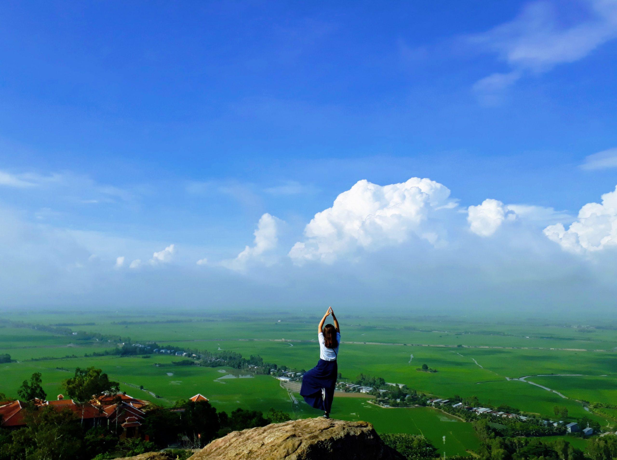 Núi Sam Châu Đốc An Giang