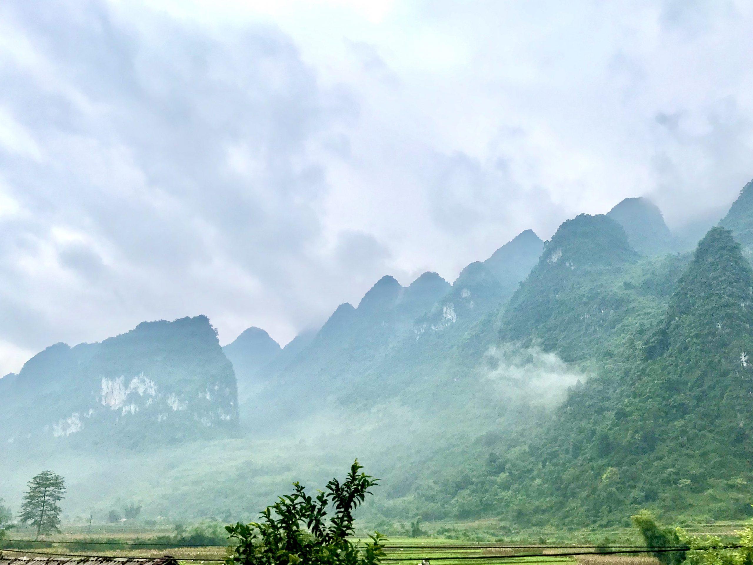 Núi rừng Tây Bắc