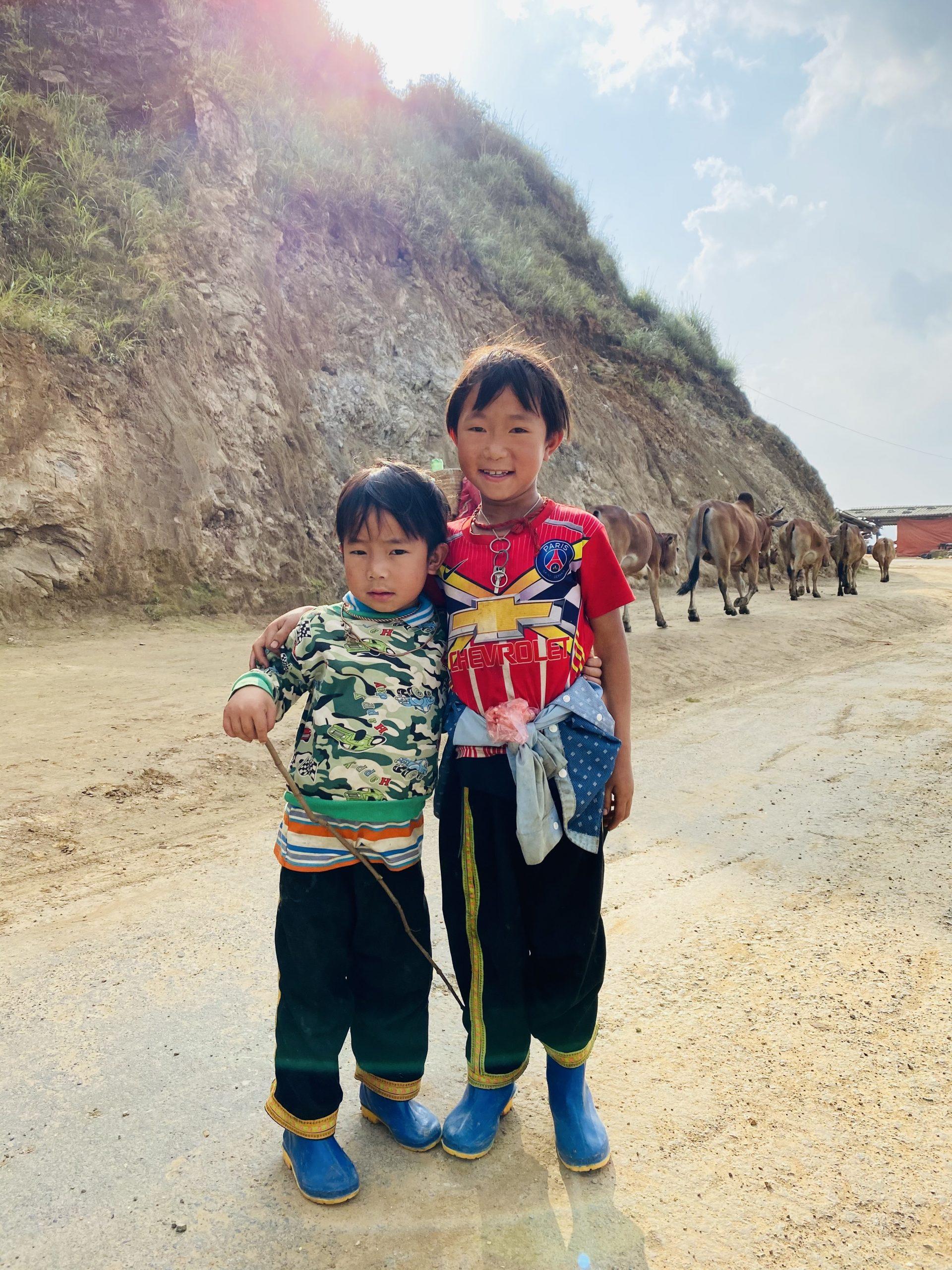 Những đứa trẻ Sơn La